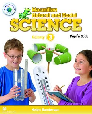 Macmillan Natural and Social Science 3 Activity Book Pack