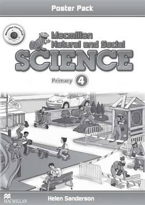 Macmillan Natural and Social Science 4 Poster (Wallchart)