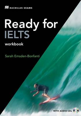 Ready for IELTS Workbook without Key & with CD (Board book)