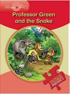 Young Explorers 1 Professor Green (Paperback)