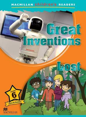 Great Inventions & Lost! - Macmillan Children's Readers (Board book)