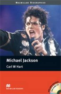 Michael Jackson - Pre-Intermediate A2 / B1 Pack (Board book)