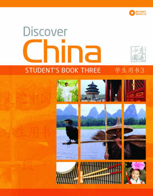 Discover China Level 3 Student's Book & CD Pack