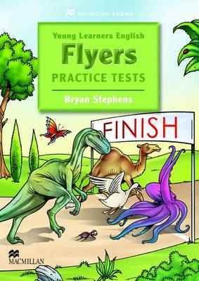 Young Learners English Practice Tests Flyers Student Book & CD Pack
