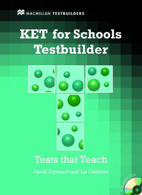 KET for Schools Testbuilder Student's Book with key & CD Pack: KETFS
