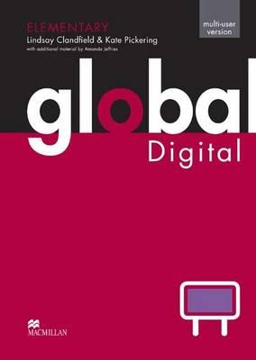 Global Elementary Digital Multiple User (20 Users) (Whiteboard Software) (Board book)