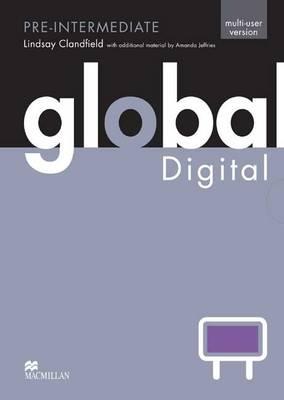 Global Pre-Intermediate Digital Multiple User (20 Users) (Whiteboard Software) (Board book)