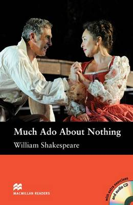 Much Ado About Nothing - Intermediate - Book and CD (Board book)