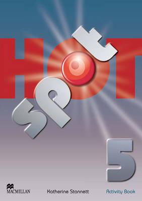Hot Spot Level 5 Activity Book International (Paperback)