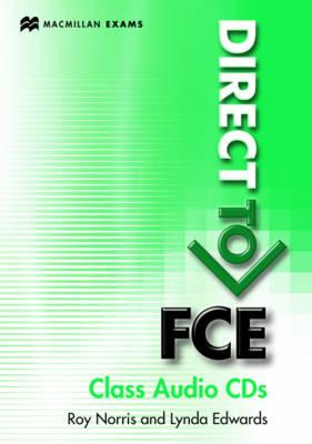 Direct to FCE Class Audio CD (Board book)