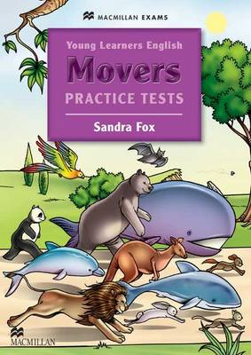 Young Learners English Practice Tests Movers Student Book & CD Pack