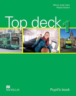 Top Deck 1 Pupil's Book (Paperback)