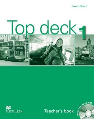 Top Deck Teacher Book and Resource CD Pack Level 1 (Board book)