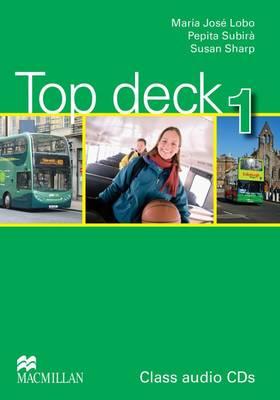 Top Deck Level 1 Class Audio CD (CD-Audio)