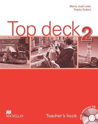Top Deck Level 2 Teacher s Book Teacher s Resource CD Pack (Board book)