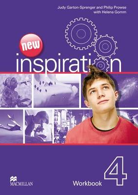 New Edition Inspiration Level 4 Workbook (Paperback)