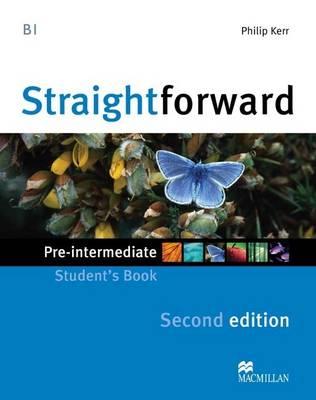 Straightforward 2nd Edition Pre-Intermediate Level Student's Book (Paperback)