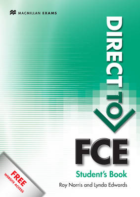 Direct to FCE Student's Book with key & Webcode Pack