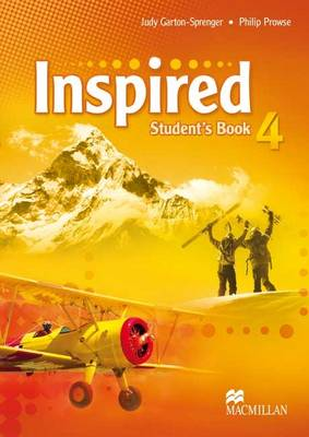 Inspired Level 4 Student's Book (Paperback)