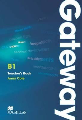 Gateway B1+ Teacher's Book with Test CD (Board book)