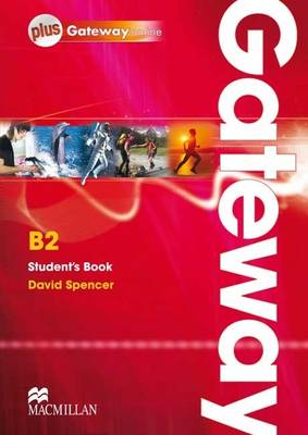 Gateway B2 Student Book and Webcode Pack (Board book)