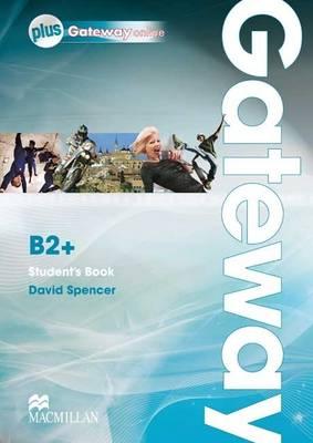 Gateway B2+ Student's Book plus Gateway online (Board book)