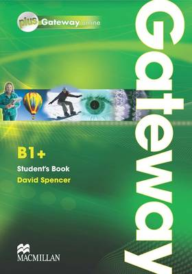 Gateway B1+ Student Book and Webcode
