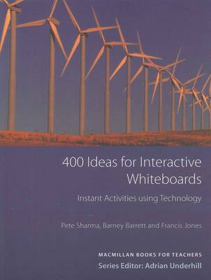 400 Ideas for Interactive Whiteboards (Paperback)