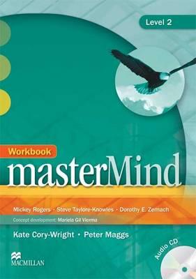 Mastermind 2 Workbook with Audio CD (Board book)