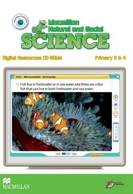Macmillan Natural and Social Science Level 3 & 4 Digital Resources Pack