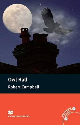Owl Hall Book + CD (Board book)