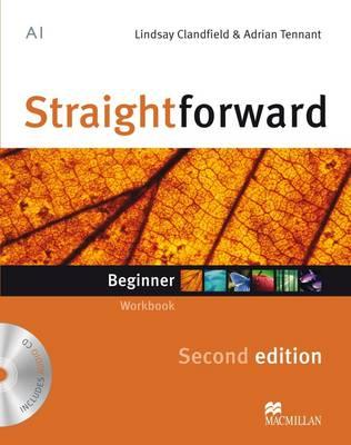 Straightforward 2nd Edition Beginner Workbook without key & CD