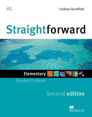 Straightforward 2nd Edition Elementary Level Student's Book (Paperback)