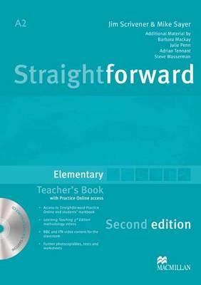 Straightforward (2nd Edition) Elementary Teacher's Book Pack