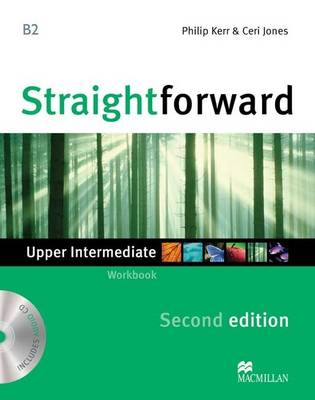 Straightforward 2nd Edition Upper Intermediate Level Workbook without key & CD