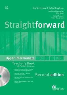 Straightforward Upper Intermediate Level: Teacher's Book Pack