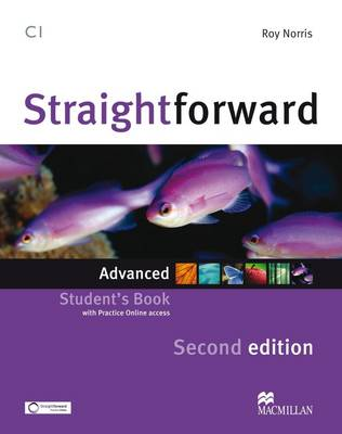 Straightforward 2nd Edition Advanced Level Student's Book (Paperback)