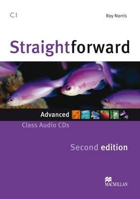 Straightforward 2nd Edition Advanced Level Class Audio CD (CD-Audio)