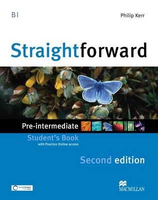 Straightforward 2nd Edition Pre-Intermediate Level Student's Book & Webcode