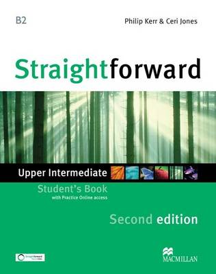 Straightforward 2nd Edition Upper Intermediate Level Student's Book & Webcode
