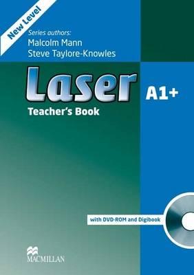 Laser A1+ Teacher's Book with DVD-ROM & Digi-Book (Board book)
