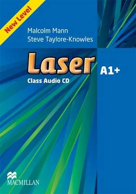 Laser 3rd edition A1+ Class Audio CD x1 (CD-Audio)