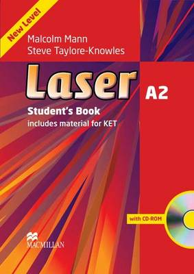 Laser A2 Student's Book + CD-ROM Pack ( includes material for KET ) (Board book)