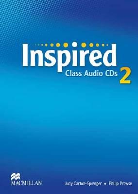 Inspired Level 2 Audio CDx2 (CD-Audio)