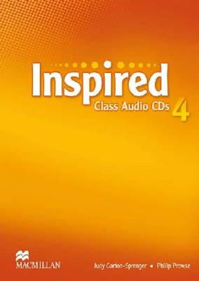 Inspired Level 4 Audio CDx2 (CD-Audio)