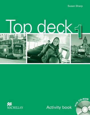 Top Deck 1 Activity Book with Pupil's CD-ROM