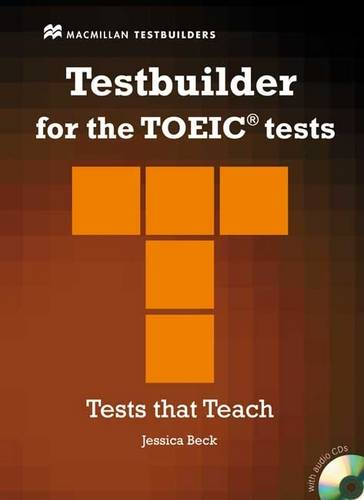Testbuilder for the TOEIC Tests Student Book and Audio CD Pack