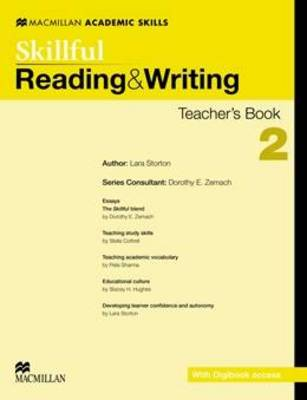 Skillful - Reading & Writing - Level 2 Teacher Book + Digibook (Board book)