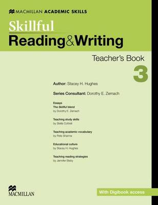 Skillful Level 3 Reading & Writing Teacher's Book & Digibook Pack