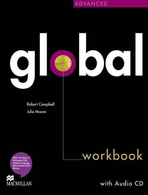 Global Advanced Workbook & CD Pack